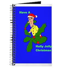 Holly Jolly Christmas Journal