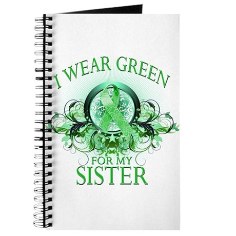 I Wear Green for my Sister (f Journal