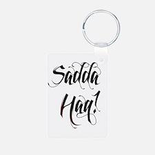 Saada Haq! Keychains