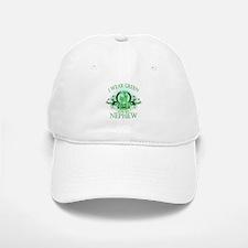 I Wear Green for my Nephew (f Baseball Baseball Cap