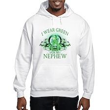 I Wear Green for my Nephew (f Hoodie Sweatshirt