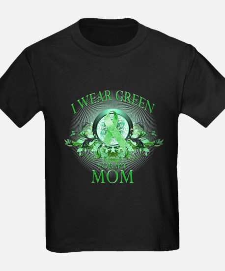 I Wear Green for my Mom (flor T