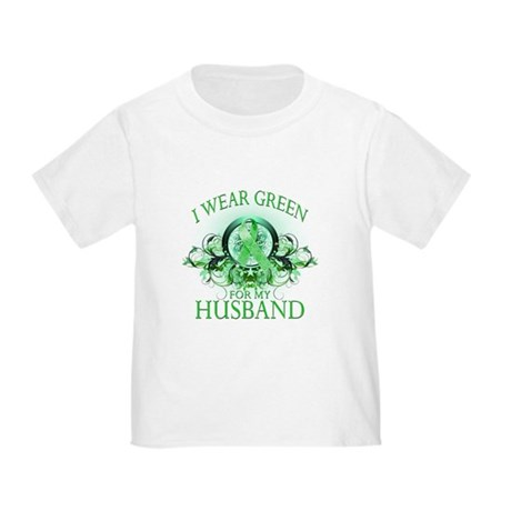I Wear Green for my Husband ( Toddler T-Shirt