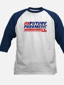 Future Paramedic Kids Baseball Jersey