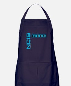 NCIS Don't Mess with Gibbs Apron (dark)