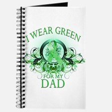 I Wear Green for my Dad (flor Journal
