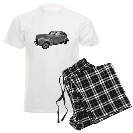 1940 Ford Men's Light Pajamas