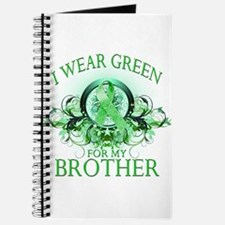 I Wear Green for my Brother ( Journal