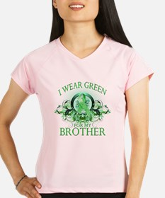 I Wear Green for my Brother ( Performance Dry T-Sh