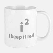 I keep it real Mug