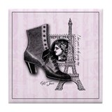 Womens france Drink Coasters