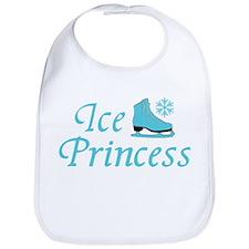 Ice Princess Turquoise Skate Bib