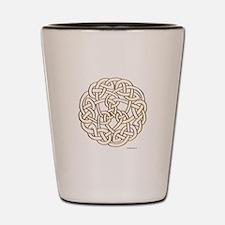 The Celtic Knot Shot Glass