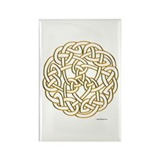 The Celtic Knot Rectangle Magnet