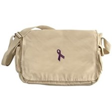 Awareness Ribbons Messenger Bag