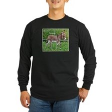 Devoted to Donkeys - Long Sleeve T-Shirt