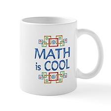 Math is Cool Small Mug