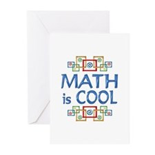Math is Cool Greeting Cards (Pk of 20)