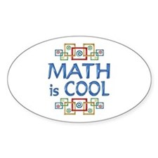 Math is Cool Decal