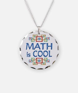 Math is Cool Necklace