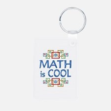 Math is Cool Keychains