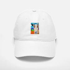Smokin Goat Baseball Baseball Cap