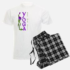 Yoga- Body, Mind and Spirit Pajamas