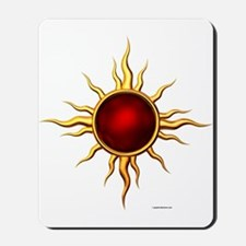 Astral Star: Ruby Mousepad