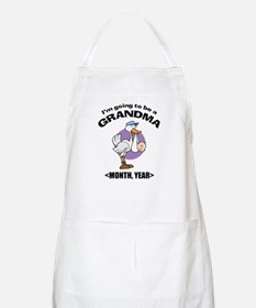 Grandma To Be Personalized Apron