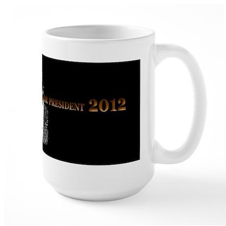 Herman Cain 2012 Large Mug