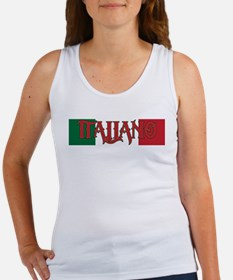 Italiano Women's Tank Top