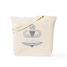 Master Airborne Rigger Tote Bag