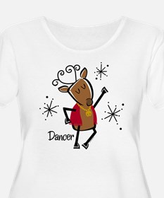 Dancer Reindeer T-Shirt