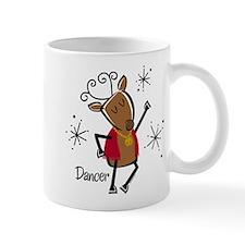 Dancer Reindeer Mug