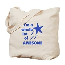 A Lot of Awesome Tote Bag