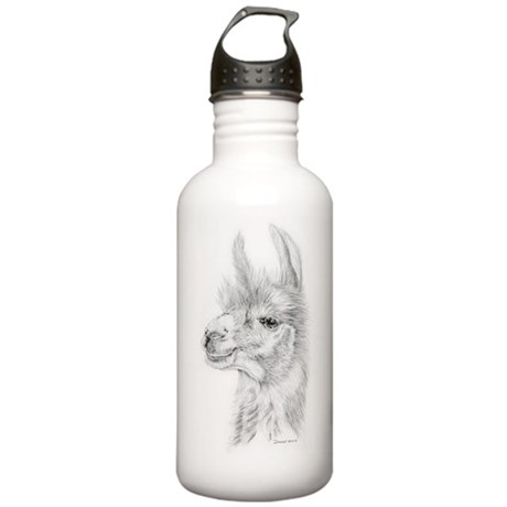 Llama Stainless Water Bottle 1.0L