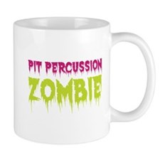 Pit Percussion Zombie Mug
