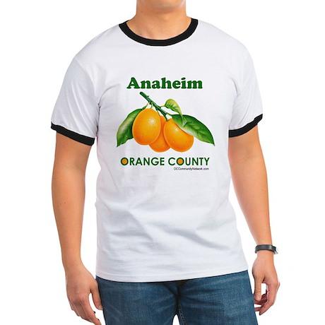 Anaheim, Orange County Ringer T