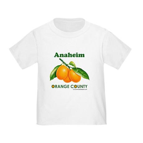 Anaheim, Orange County Toddler T-Shirt