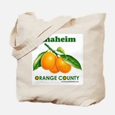 Anaheim, Orange County Tote Bag