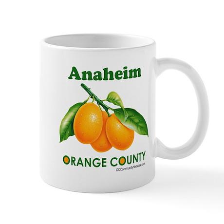 Anaheim, Orange County Mug