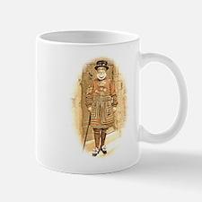 Beefeater, Antique Illustration Mug