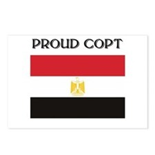 Egyptian Copt Postcards (Package of 8)