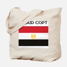 Egyptian Copt Tote Bag