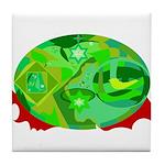 Holiday Greens Coaster