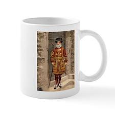 Victorian Yeoman Warder Mug