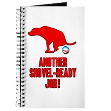 Another Shovel-Ready Job Anti Obama Journal
