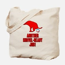 Another Shovel-Ready Job Anti Obama Tote Bag