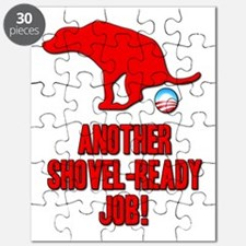 Another Shovel-Ready Job Anti Obama Puzzle