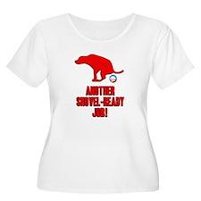 Another Shovel-Ready Job Anti Obama T-Shirt